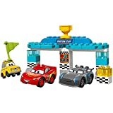 LEGO DUPLO Piston Cup Race 10857 Building Kit (31 Pieces) (Discontinued by Manufacturer)