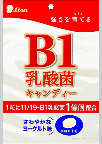 ライオン菓子 B1乳酸菌キャンディー 72g ×6袋