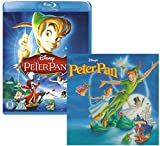 peter pan disney blu ray - Peter Pan - Movie and Soundtrack Bundling - Blu-ray and CD