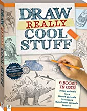 Draw Really Cool Stuff: Flexi-bound