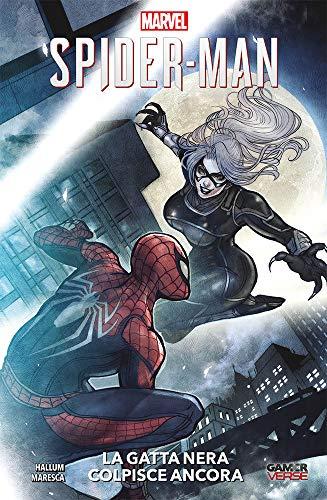 La Gatta Nera colpisce ancora. Spider-Man