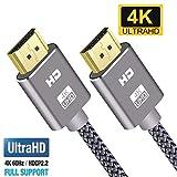 51P6RjMZn+L. SL160 - Los mejores cables HDMI