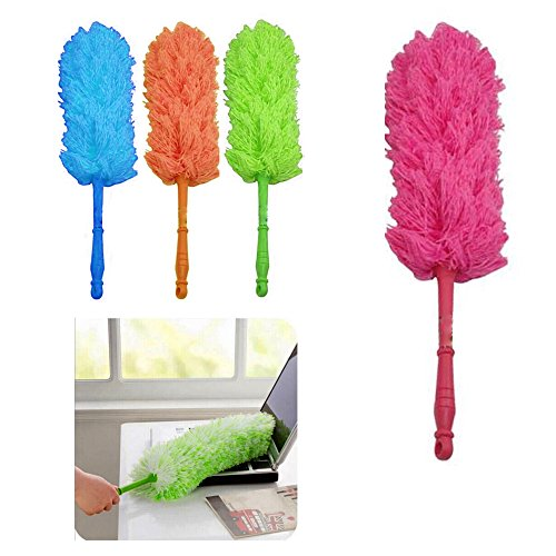"""1 x Microfiber Duster Wiper Cleaner Sweeper Cleaning Dust Home Office Car 22"""""""