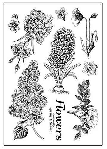 Schmall - Drucken & Stempeln in Blumen, Größe Small