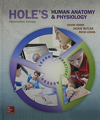 Combo: Hole's Human A&P with Connect Access Card