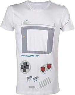 Nintendo T-Shirt -L- Gameboy, weiss