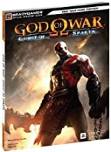 God of War: Ghost of Sparta Official Strategy Guide by BradyGames (2010-11-02)