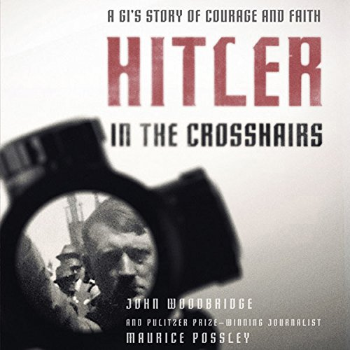 Hitler In the Crosshairs audiobook cover art