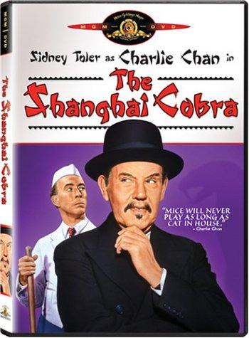 Charlie Chan: Shanghai Cobra [Import USA Zone 1]