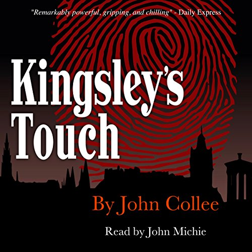 Kingsley's Touch audiobook cover art