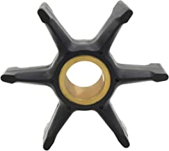 GHmarine Impeller Replacement for 35HP 40HP 45HP 48HP 50HP 55HP Johnson Evinrude OMC New Water Pump Impelle Sierra 18-3368 396809 777214 500346