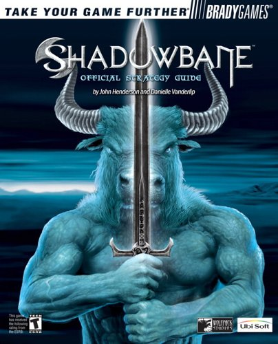 Shadowbane® Official Strategy Guide