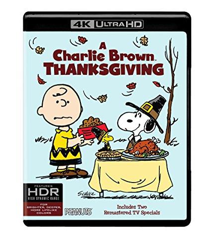 A Charlie Brown Thanksgiving (4K Ultra HD + BD+UV) [Blu-ray]