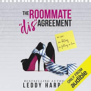 The Roommate 'dis'Agreement audiobook cover art