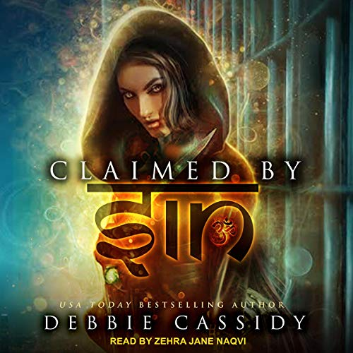 Claimed by Sin Audiobook By Debbie Cassidy cover art