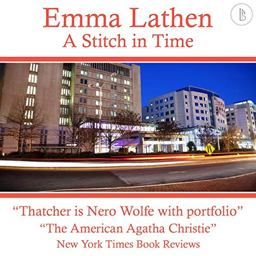 A Stitch in Time: Booktrack Edition audiobook cover art