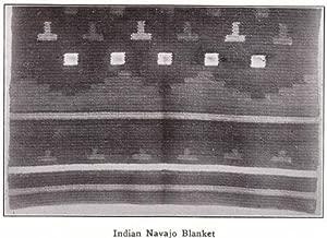 Navajo Blanket Crochet Afghan Pattern