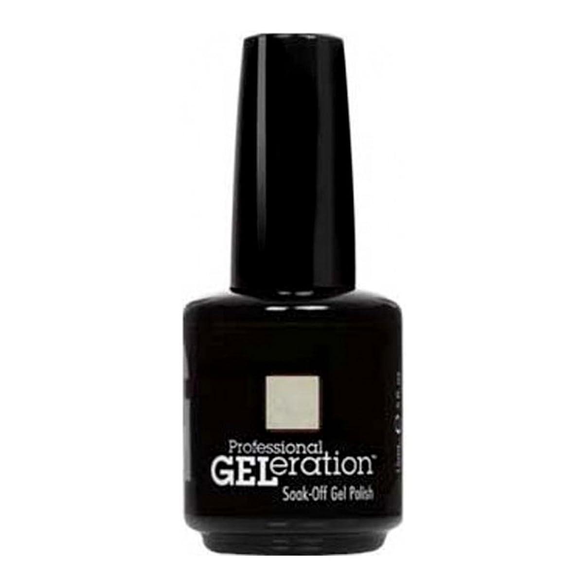 ピック期限不要ジェレレーションカラー GELERATION COLOURS 349 P シック 15ml UV/LED対応 ソークオフジェル