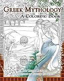 Greek Mythology, a Coloring Book