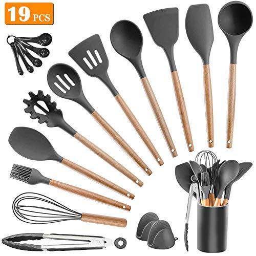 black spatula holder - 8
