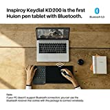 Zoom IMG-1 huion tavoletta grafica inspiroy keydial