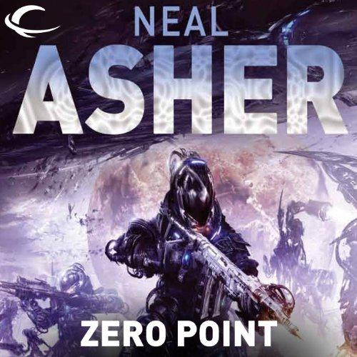 Zero Point audiobook cover art