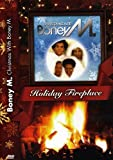 Christmas With Boney M.-Holiday Fireplace / DVD Import