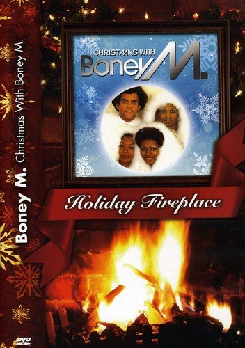 Christmas With Boney M(Holiday Firep Lace Dvd)