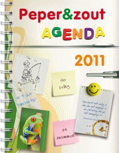 AGENDA  PEPER EN ZOUT 2011