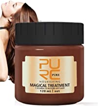 Advanced Molecular Hair Roots Treatment 120ML,2019 PURC 5 Seconds Repairs Damage Hair Root Hair Tonic Keratin Hair & Scalp Treatment