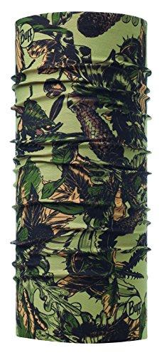 Buff Unisex Original Multifunktionstuch Original, Grün (Branches Moss Green), One Size