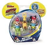 IMC Toys - Pack de 2 figurines Mickey & Dingo - 181878 - Disney