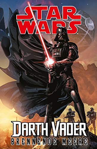 Star Wars Comics: Darth Vader (Ein Comicabenteuer): Brennende Meere