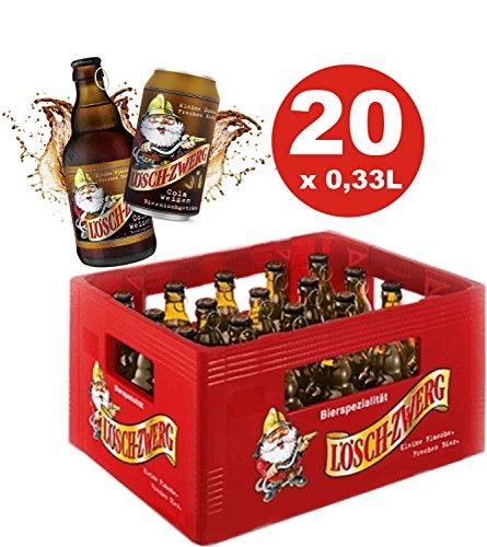 20 x 0,33l Lösch Zwerg Cola Weizen
