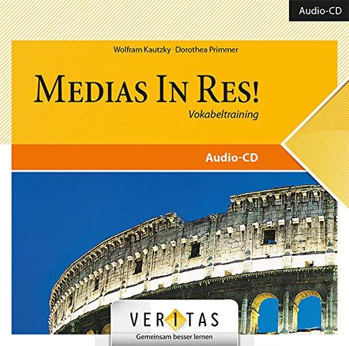 Medias in res! Vokabeltraining: Latein fuer den Anfangsunterricht. Zu den Lektionen 1 bis 20の詳細を見る