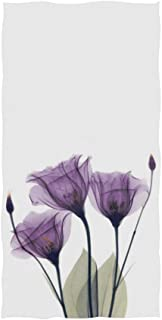 Best flower hand towels Reviews
