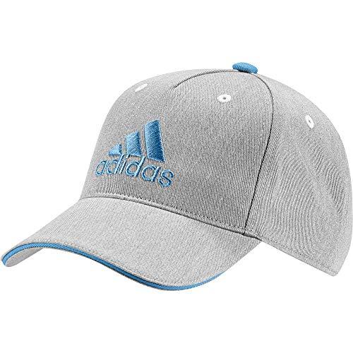 Boné Adidas LK Graphic Cinza e Azul