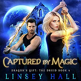 Captured by Magic audiobook cover art