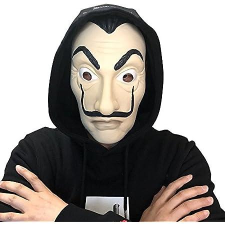 Masque Dali - La Casa de Papel