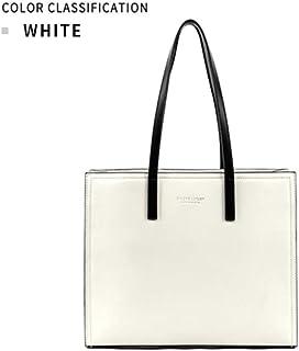 Large Capacity Handbags Women Genuine Leather Big Totes Bucket Bag Female Shoulder Bag Simple Ladies