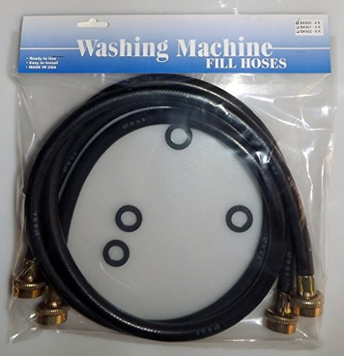 Washing Year-end gift Low price Machine Fill Hoses washers w 2-6'
