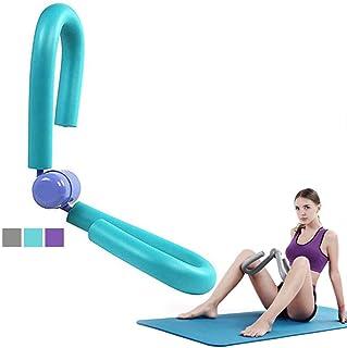 YNXing - Ejercitador de muslos, moldea, adelgaza y tonifica los muslos, los glúteos, los brazos y las piernas, equipo de gimnasio en casa para perder peso