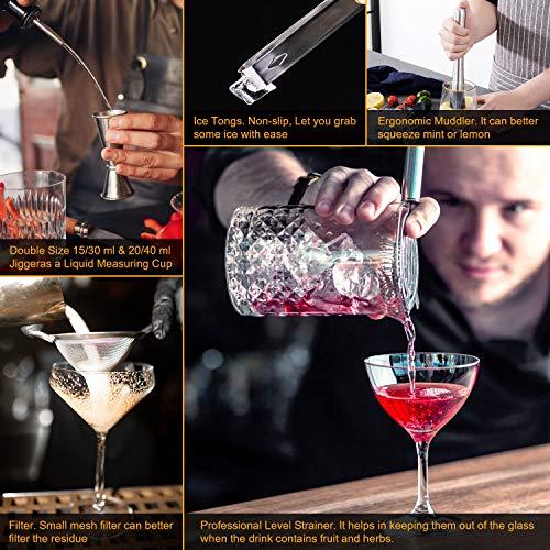 Cocktail Set + 1 Cocktailbuch - 5