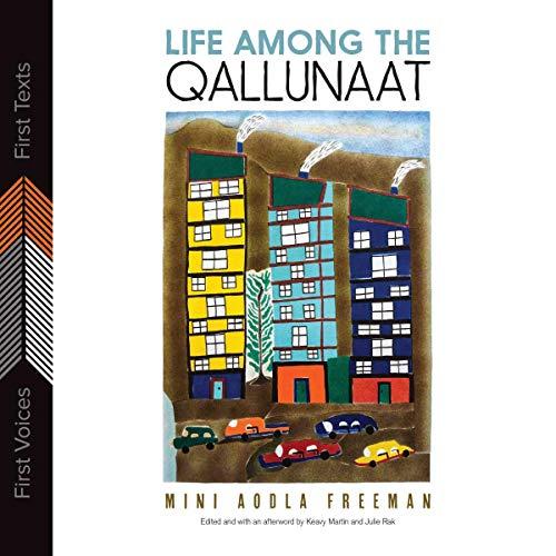 Couverture de Life Among the Qallunaat