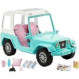 Barbie Jeep Pink Passport FNY30 . -
