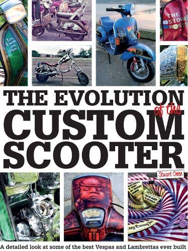 The Evolution of the Custom Scooter