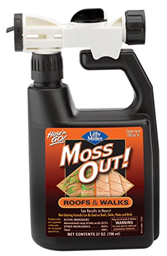Lilly Miller Brands 27Oz Moss Out Roofs 9603091 Moss Control