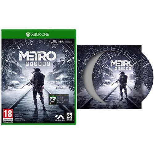 Metro Exodus - Vinyl Edition [Esclusiva Amazon] - Xbox One inkl. Soundtrack auf Vinyl