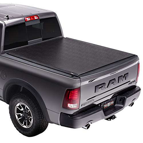 TruXedo Deuce Hybrid Truck Bed Tonneau Cover | 745801 | fits 2007-20 Toyota Tundra w/Track System 6'6' bed