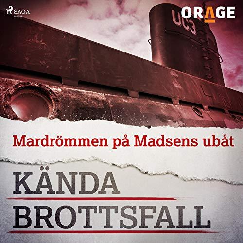 Mardrömmen på Madsens ubåt cover art